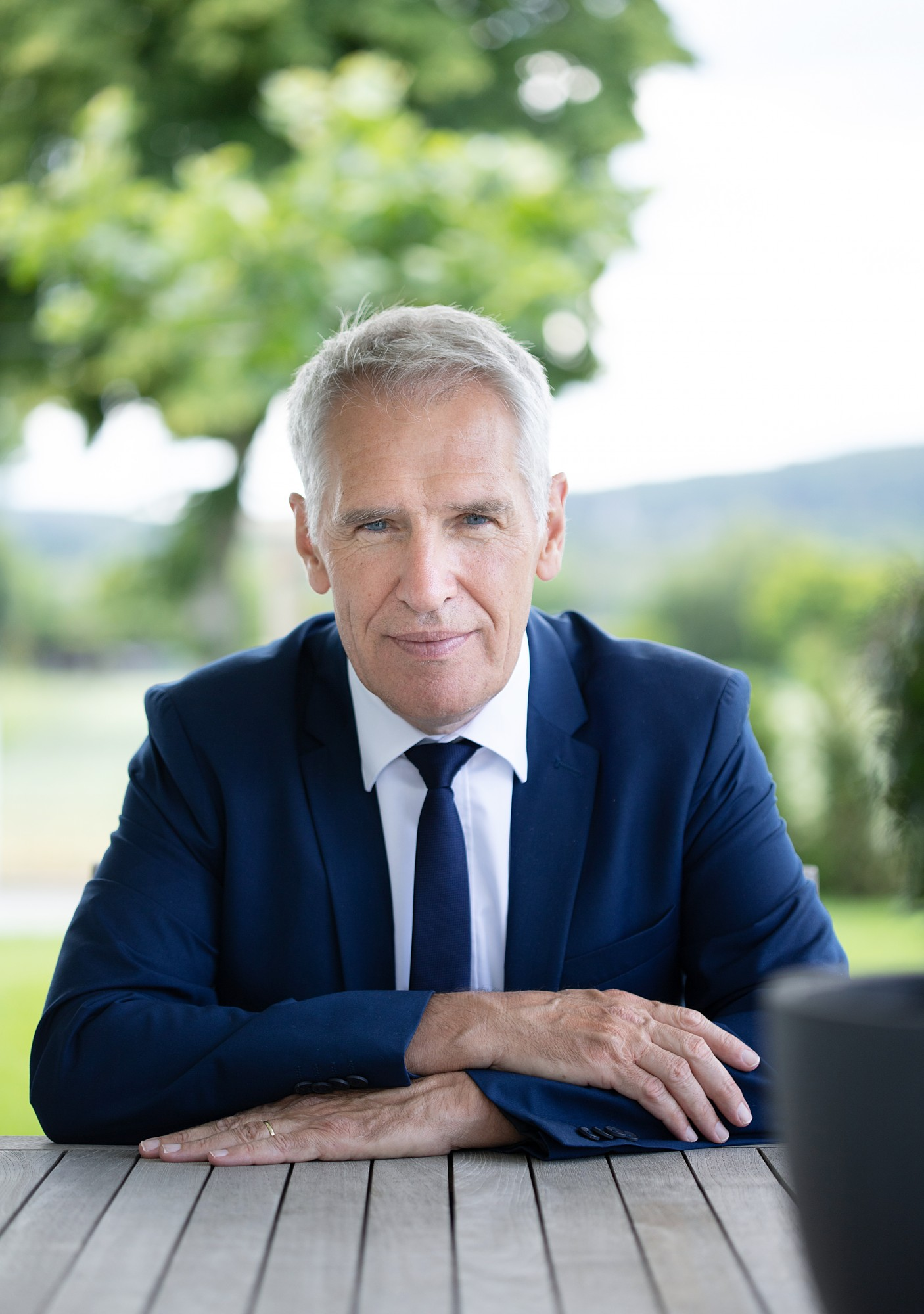 Abbildung von Heinrich Göbbels (Bürgermeister)